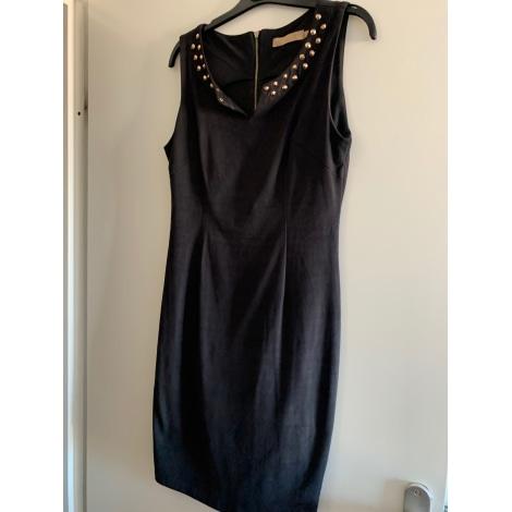 Robe courte DRÔLE DE COPINE Noir