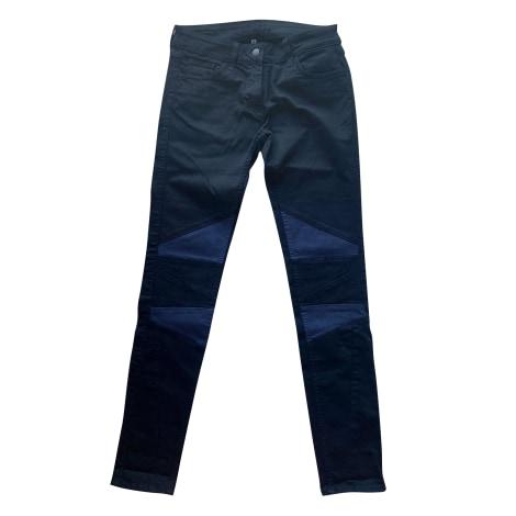 Jeans slim SANDRO Noir