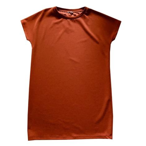 Robe courte PHILIPPE MATIGNON Orange