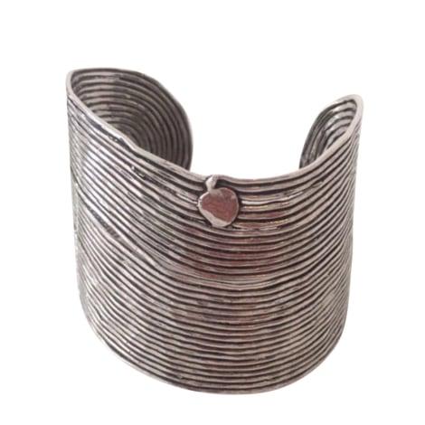 Bracelet GAS BIJOUX Argenté, acier