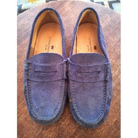 Loafers SIX PIEDS TROIS POUCES Blue, navy, turquoise