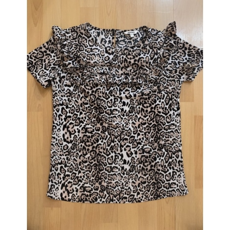 Top, tee-shirt KOTON Beige, camel