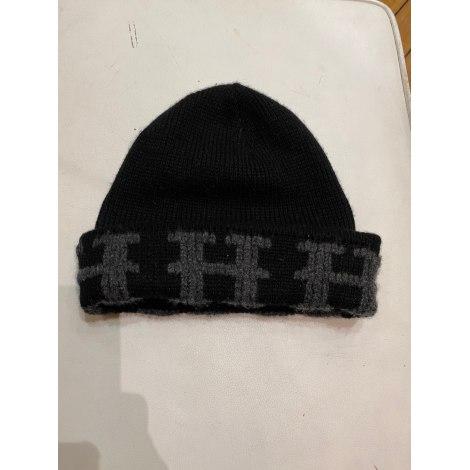 Bonnet HERMÈS Noir