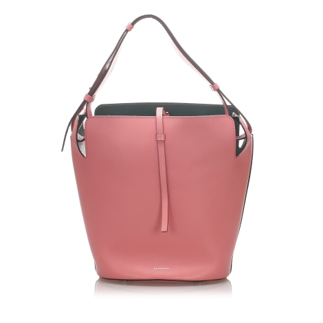 Backpack BURBERRY Pink