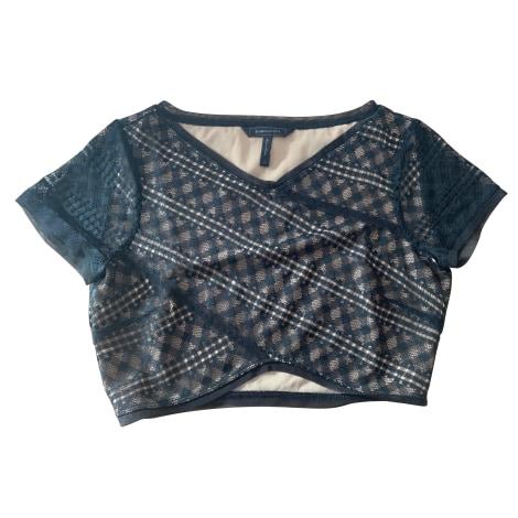 Top, tee-shirt BCBG MAX AZRIA Noir
