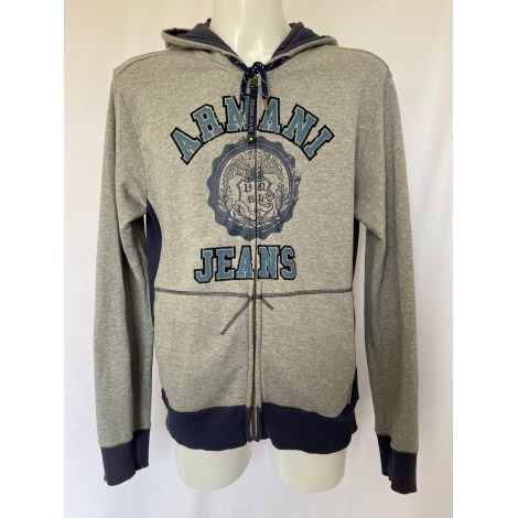 Pull ARMANI JEANS Gris, anthracite