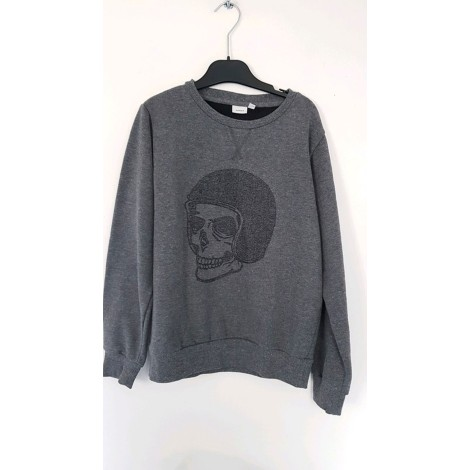 Sweat NAME IT Gris, anthracite