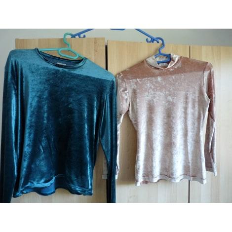 Top, tee-shirt BANANA MOON Vert