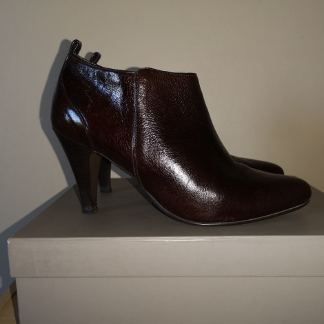 Bottines & low boots à talons MELLOW YELLOW Marron