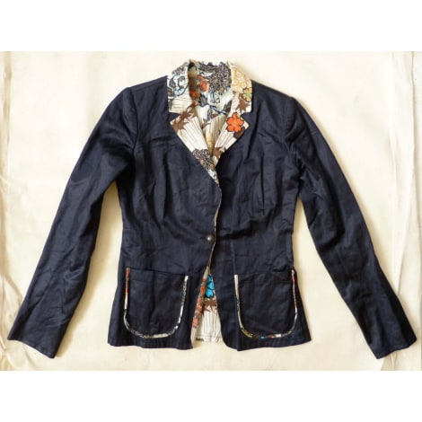 Blazer, veste tailleur BILLTORNADE Bleu, bleu marine, bleu turquoise