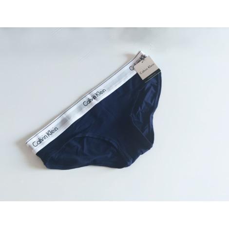 Culotte CALVIN KLEIN Bleu, bleu marine, bleu turquoise