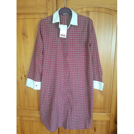 Robe tunique COMPTOIR DES COTONNIERS Rouge, bordeaux