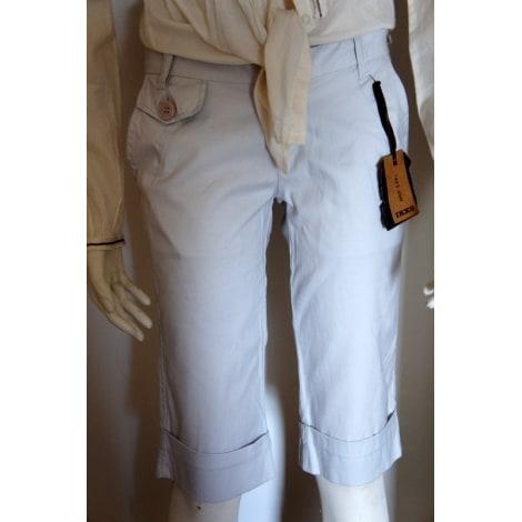 Bermuda IKKS Blanc, blanc cassé, écru