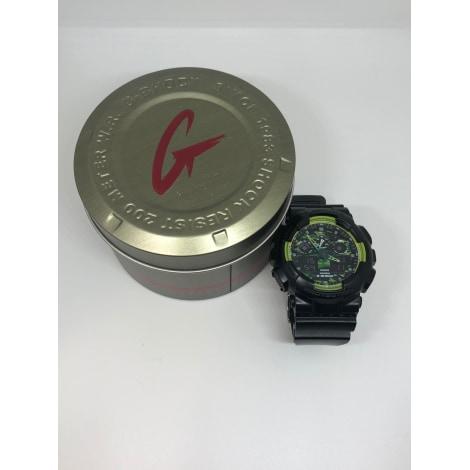 Montre au poignet G-SHOCK Noir vert