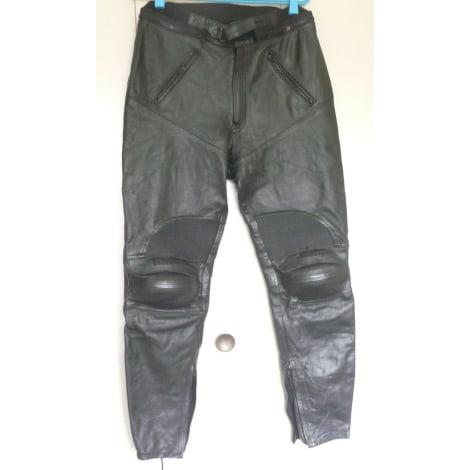 Pantalon slim DMP RACING Noir