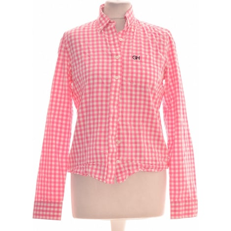 Chemise ABERCROMBIE & FITCH Rose, fuschia, vieux rose