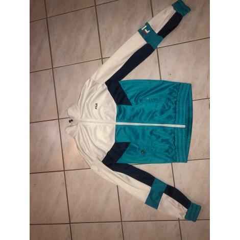 Veste FILA Bleu, bleu marine, bleu turquoise