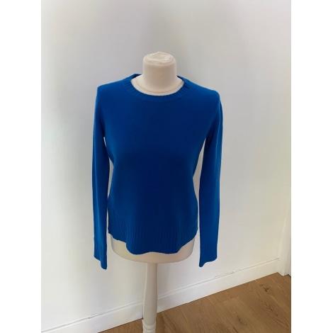 Pull MAJE Bleu, bleu marine, bleu turquoise