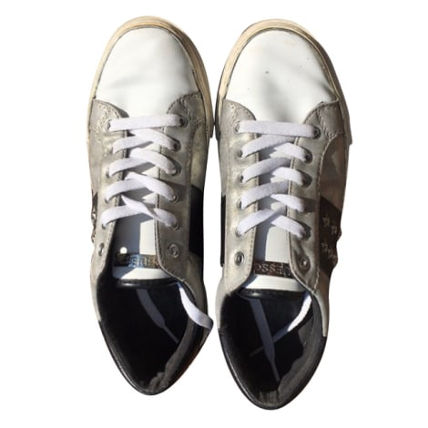 Sneakers GUESS Gray, charcoal