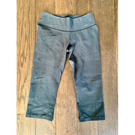 Pantalon de fitness NIKE Noir