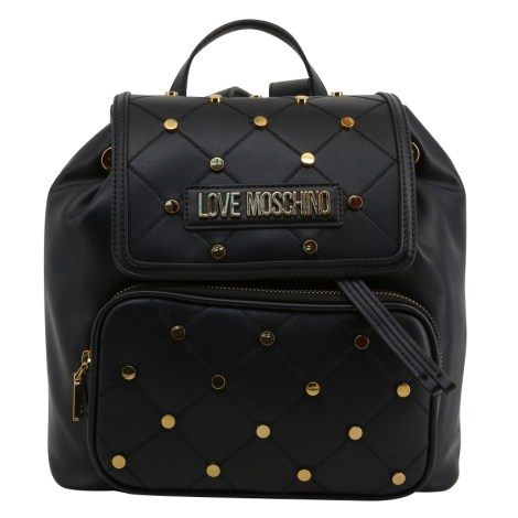 Backpack LOVE MOSCHINO Black