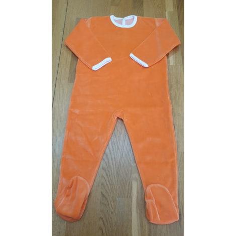 Pyjama PETIT BATEAU Orange