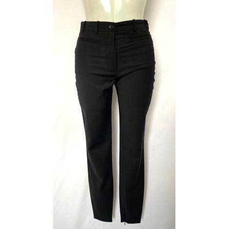 Pantalon slim, cigarette D&G Noir