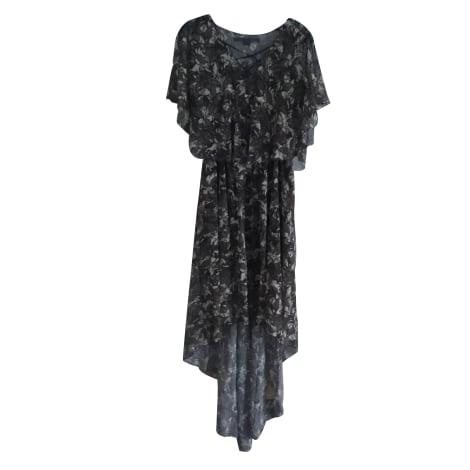 Midi Dress GUESS Khaki