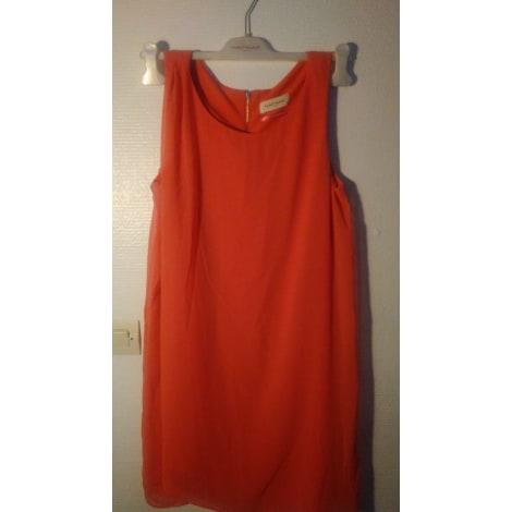 Robe courte NAF NAF Orange