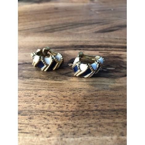 Boucles d'oreille ORENA Doré, bronze, cuivre