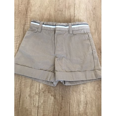 Shorts BABY DIOR Beige, camel