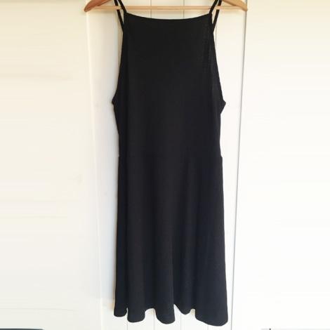 Robe courte NEW LOOK Noir