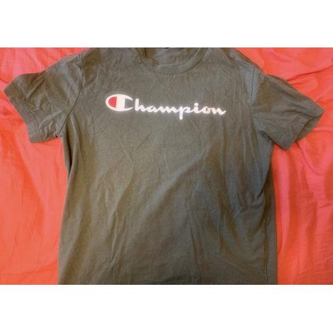 Top, tee-shirt CHAMPION Vert