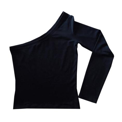 Top, tee-shirt VICOLO Noir