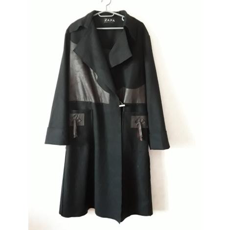 Manteau ZAPA Noir