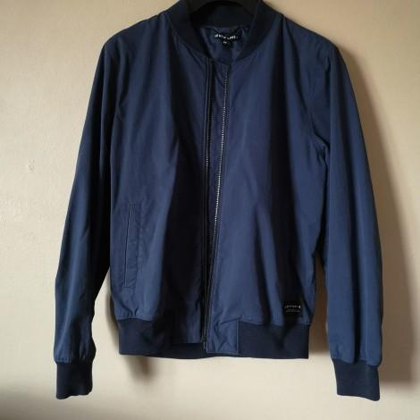 Blouson LEVI'S Bleu, bleu marine, bleu turquoise