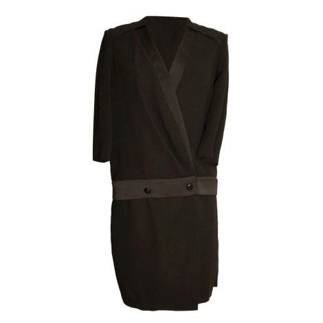 Robe mi-longue THE KOOPLES Noir