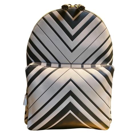 Backpack ANYA HINDMARCH White, off-white, ecru