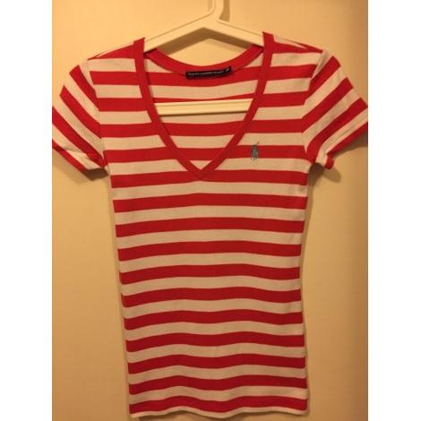 Top, tee-shirt RALPH LAUREN Multicouleur