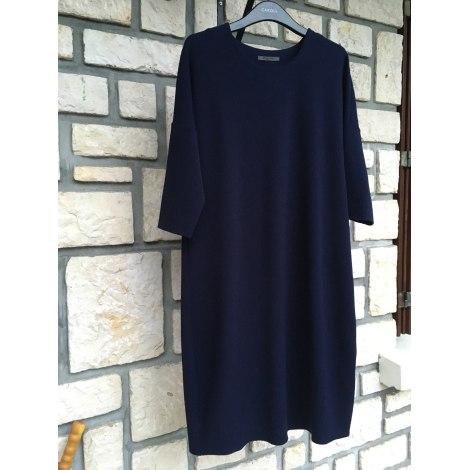 Robe mi-longue CREA CONCEPT Bleu, bleu marine, bleu turquoise