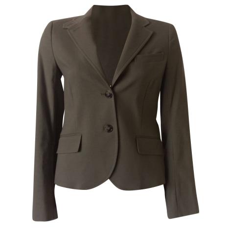 Blazer, veste tailleur THEORY Kaki