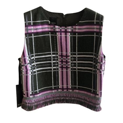 Top, tee-shirt PINKO Multicouleur