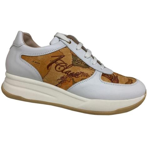 Sports Sneakers ALVIERO MARTINI White, off-white, ecru