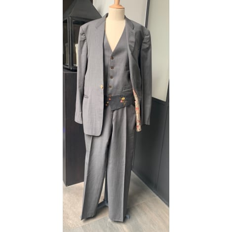 Costume complet PAUL SMITH Gris, anthracite