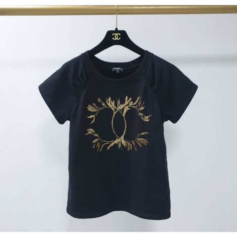 Top, tee-shirt CHANEL Multicouleur