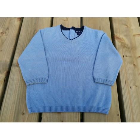 Pull KIABI Bleu, bleu marine, bleu turquoise