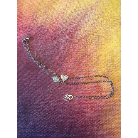 Bracelet MARQUE INCONNUE Argenté, acier