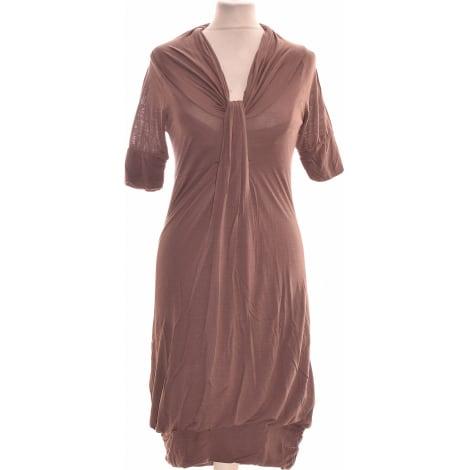 Robe mi-longue 1.2.3 Marron