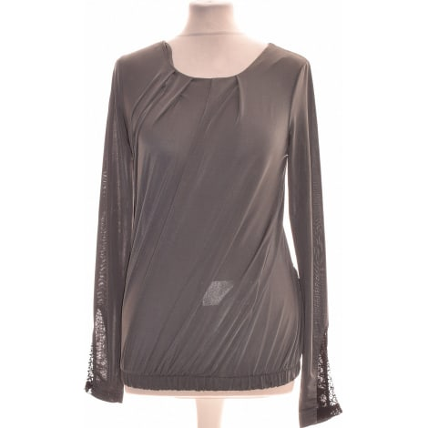 Top, tee-shirt ONLY Gris, anthracite