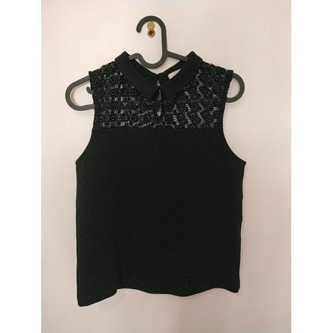 Top, tee-shirt CACHE CACHE Noir